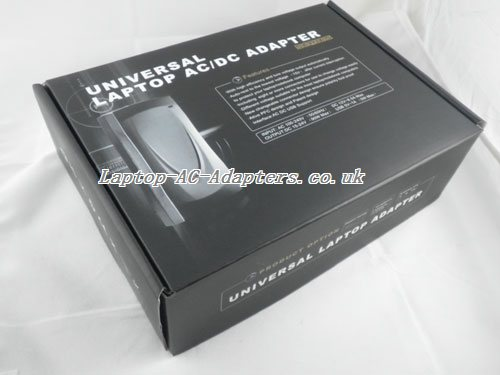 Universal Laptop Notebook Car Charger DC Power Adapter