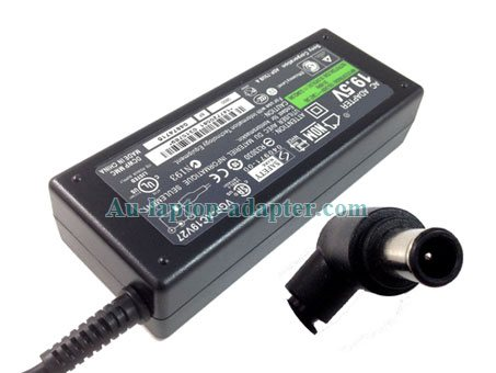 Australia Sony Laptop AC Aapter 19.5V 3.9A 75W  SONY19.5V3.9A75W-6.5 x 4.4mm