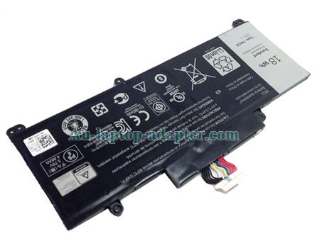 DELL 74XCR Battery 18WH